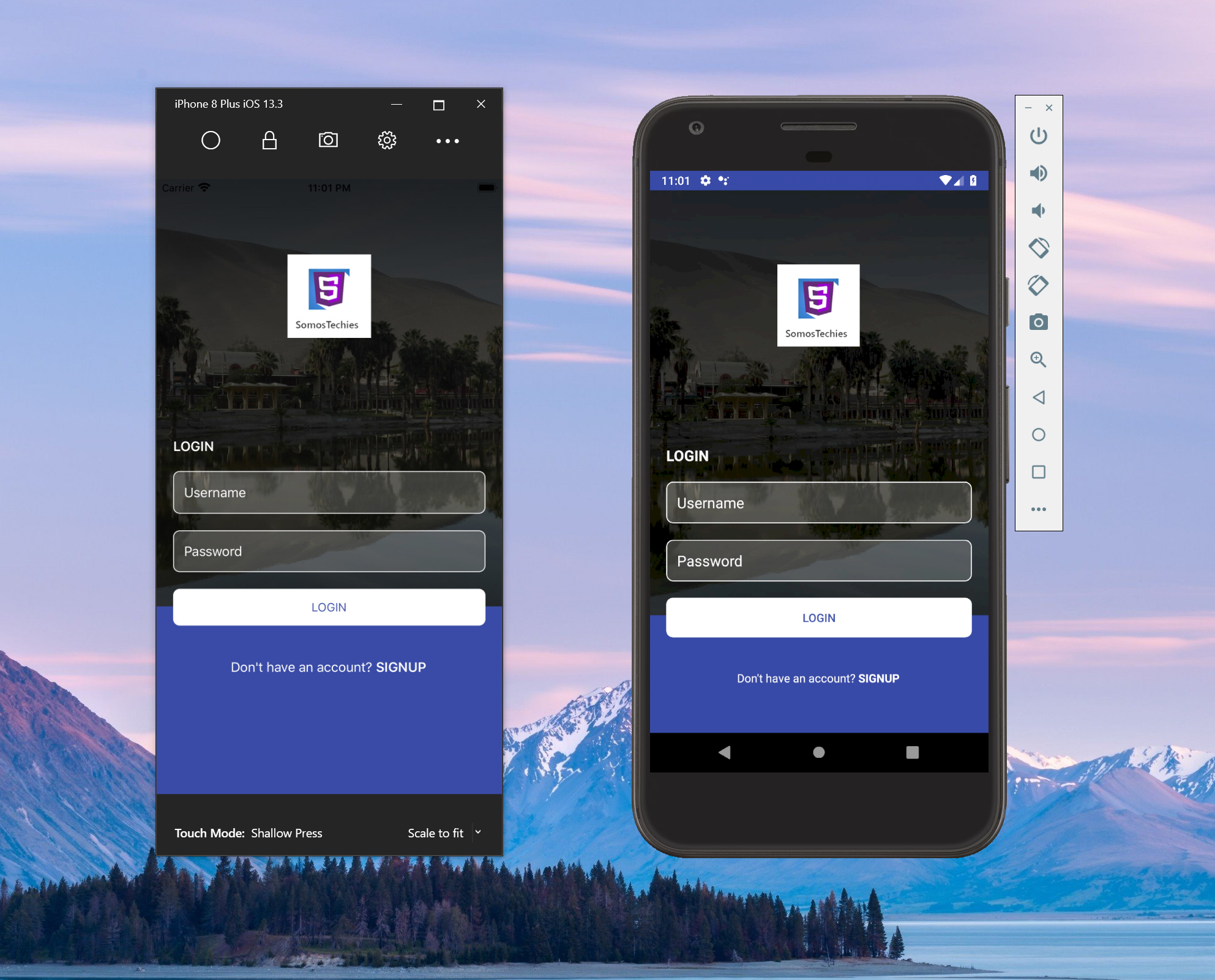 Xamarin.Forms: Customizing our Entry control (Custom renderer)
